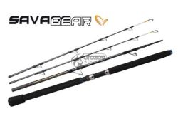 Въдицa NORDIC BIG GAME TRAVEL 210cm ->600g 30-70lbs