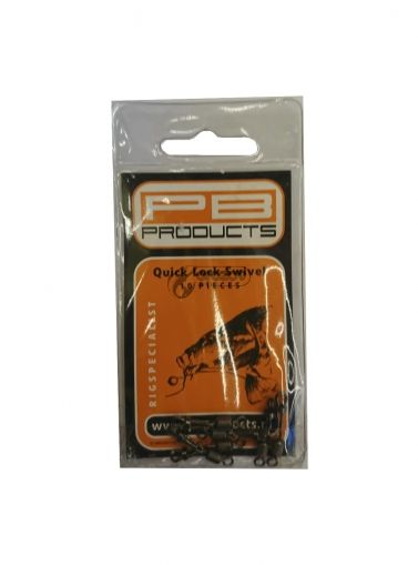 PB Quick Lock Swivels 10бр.