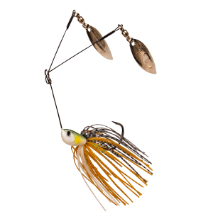 EFFZETT® TWIN SPINNERBAITS 9g