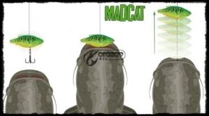 MADCAT® INLINE RATTLERS 110g