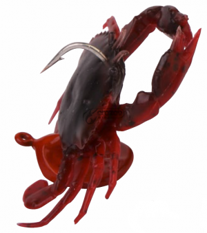 SG 3D Crayfish Stand Up Jighead
