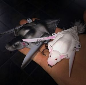 SG 3D Bat