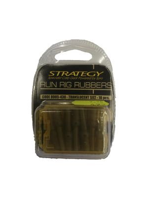 Strategy Runrig Rubber Transp Silt 10P