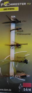 Комплект мухи