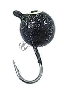 Волфрамови Мормишки с куки Mustad 1.2г / 5мм-5мм