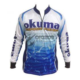 Блуза Okuma TOURNAMENT SHIRT UV 50+
