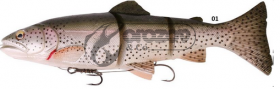 Силикон TROUT LINE THRU SWIM BAIT