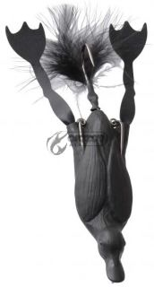 Пате-Жаба SG 3D Hollow Duckling weedless