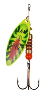 EFFZETT® SPINNER PREDATOR FIRE SHARK