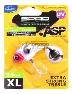 ASP Spinner UV XL
