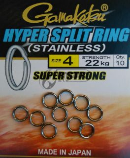 Халки Gamakatsu HYPER SPLIT RING