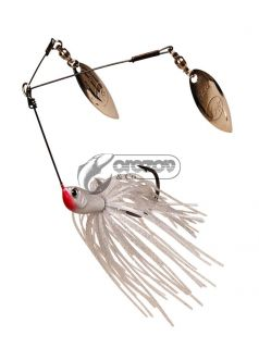 Двоен спинербайт EFFZETT® TWIN SPINNERBAITS
