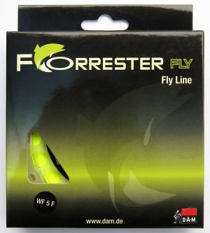 Мухарски шнур DAM FORRESTER FLY