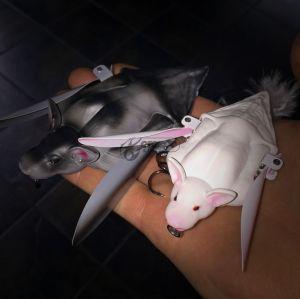 Воблер SG 3D Bat