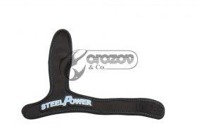 Ръкавица за замятане DAM® STEELPOWER BLUE CASTING GLOVE