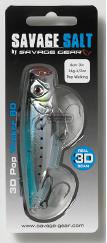 Воблер SG 3D POP WALKER